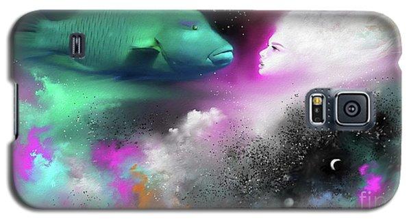 Confrontation Galaxy S5 Case