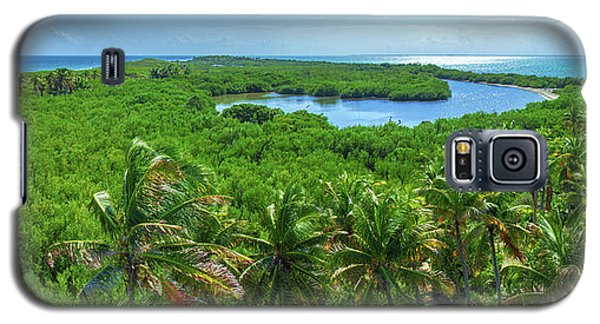 Contoy Island Galaxy S5 Case