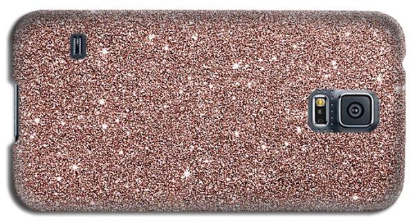 Cooper Glitter Galaxy S5 Case