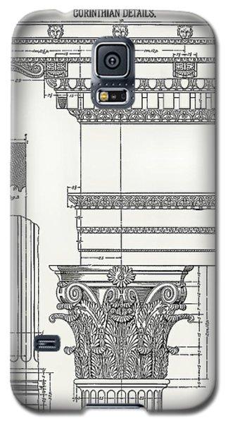 Corinthian Architecture Galaxy S5 Case