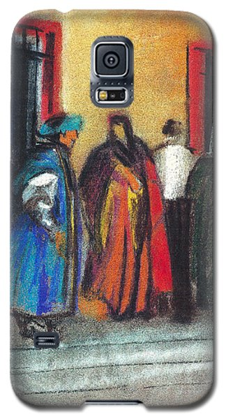 Corteo Medievale Galaxy S5 Case