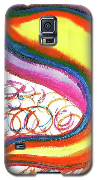 Cosmic Caf Ca4 Galaxy S5 Case
