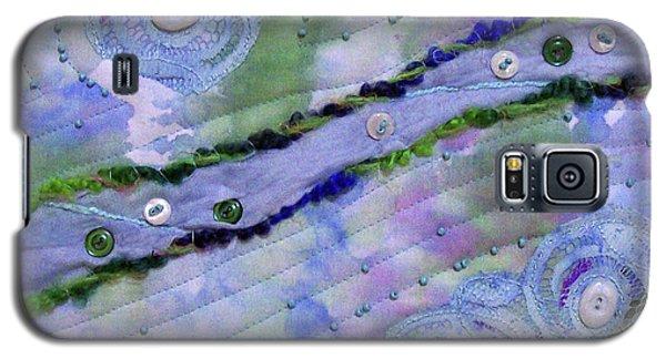 Cosmic Stream Galaxy S5 Case