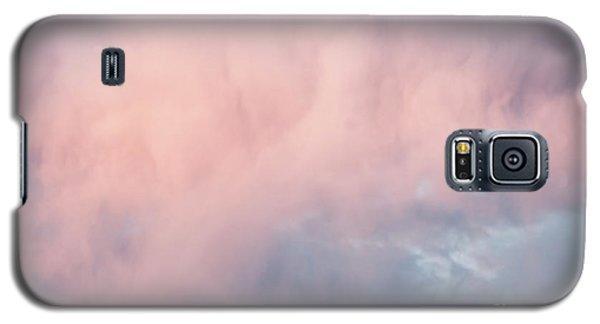 Cotton Candy Cloud Galaxy S5 Case