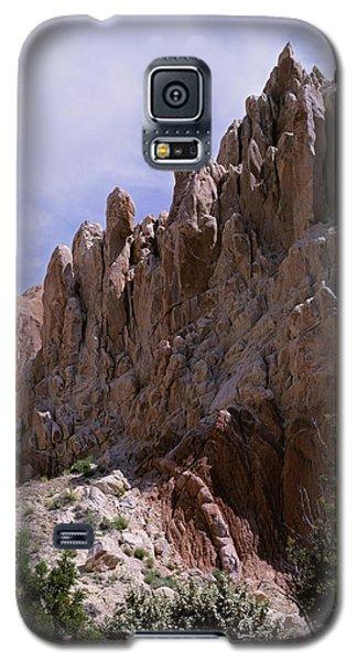 Cottonwood Spires 2-v Galaxy S5 Case