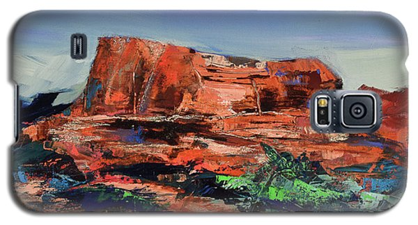 Courthouse Butte Rock - Sedona Galaxy S5 Case