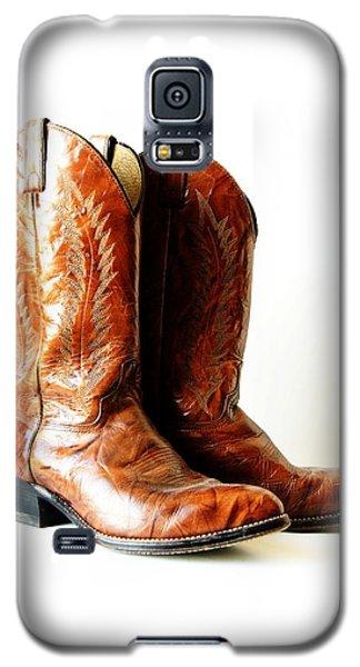 Cowboy Boots Galaxy S5 Case