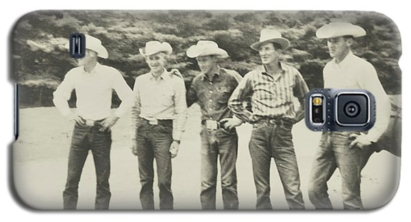 Cowboy Tribe Galaxy S5 Case