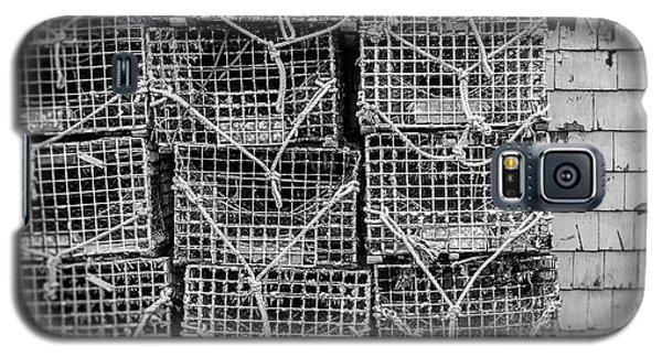 Crab Traps Galaxy S5 Case