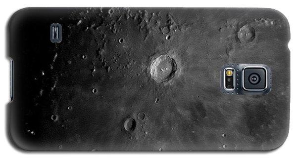 Crater Copernicus Galaxy S5 Case