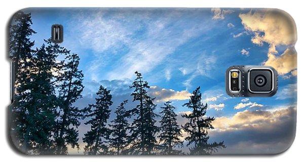 Crisp Skies Galaxy S5 Case