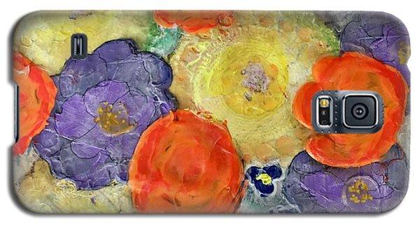 Crochet Bouquet Galaxy S5 Case