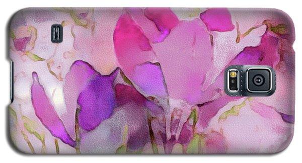 Crocus So Pink Galaxy S5 Case
