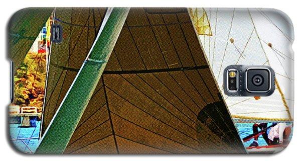 Crossing Sails Galaxy S5 Case