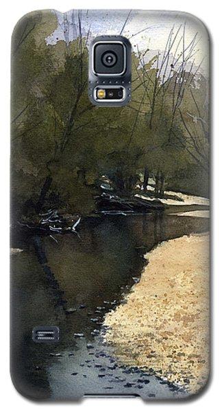 Crow Creek, Augusta, Missouri Galaxy S5 Case