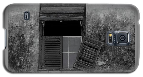 Crumblling Window Galaxy S5 Case