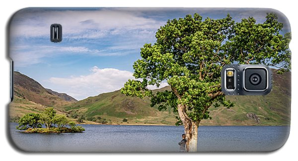 Crummock Water View Galaxy S5 Case