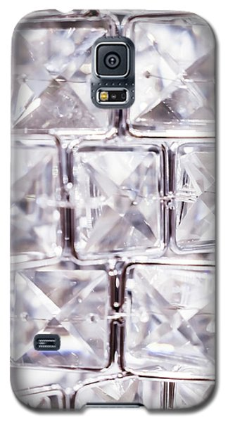 Crystal Bling V Galaxy S5 Case