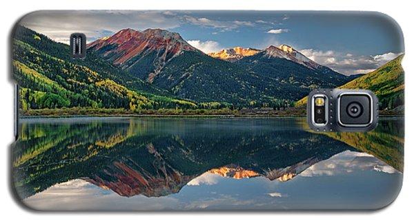 Crystal Morning Galaxy S5 Case