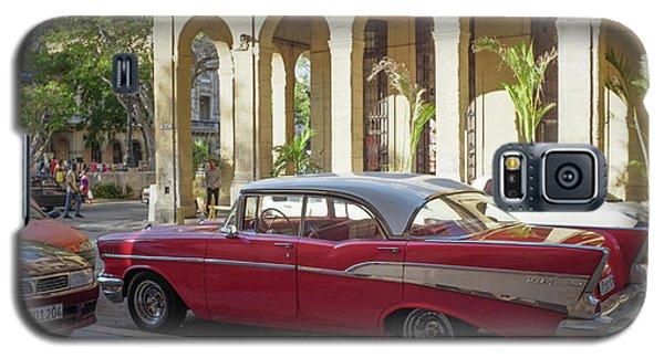 Cuban Chevy Bel Air Galaxy S5 Case