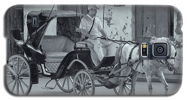 Cuban Horse Taxi Galaxy S5 Case