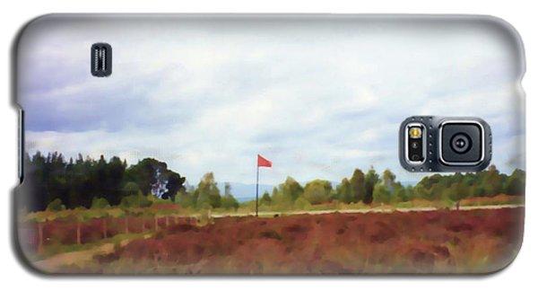 Culloden Battlefield Painting Galaxy S5 Case