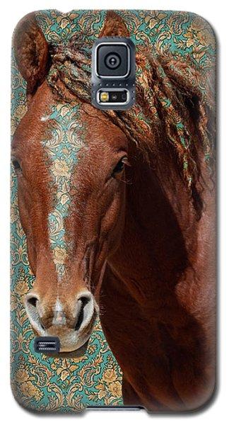 Curly Galaxy S5 Case