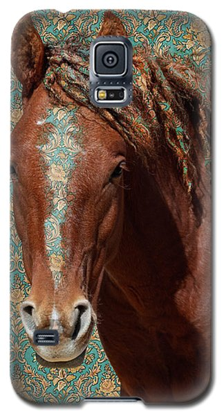 Curly Galaxy S5 Case