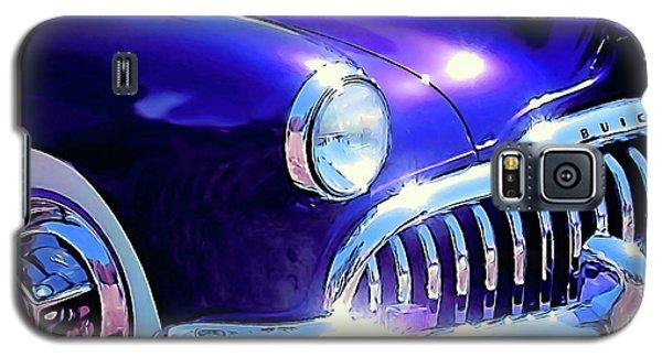 Custom 1949 Purple Buick Galaxy S5 Case