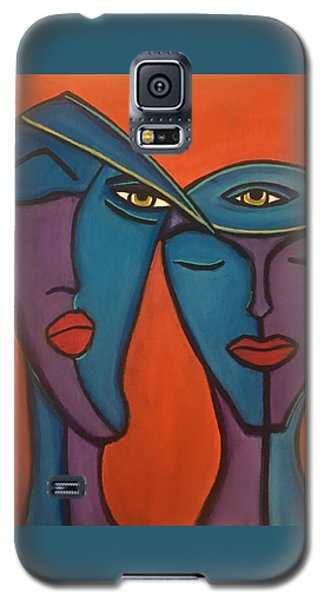 Twin Flame Galaxy S5 Case