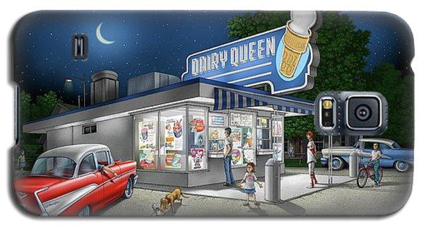 Dairy Queen Galaxy S5 Case