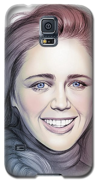 Daisy Galaxy S5 Case - Daisy Head by Greg Joens