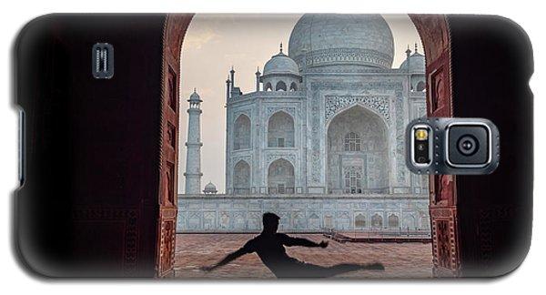Dancer At The Taj Galaxy S5 Case
