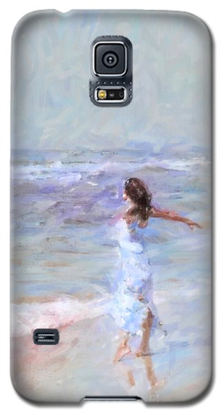 Dancing On The Sand Galaxy S5 Case