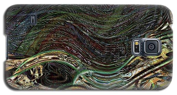 Dark Rainbow Galaxy S5 Case