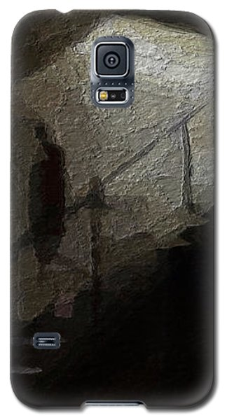 Darkness Welcomes You Galaxy S5 Case