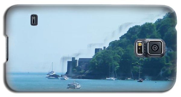 Dartmouth Castle Painting Galaxy S5 Case