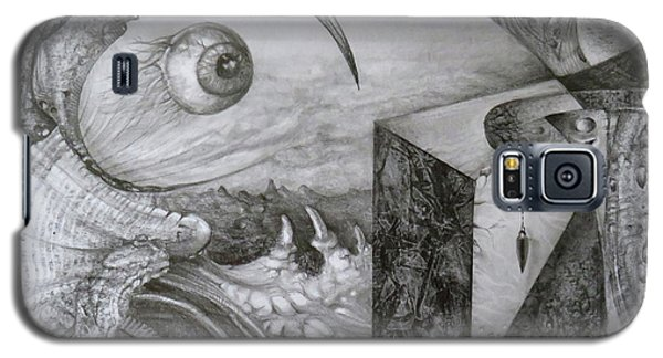 Das Unernstlich Schweigende Auge Galaxy S5 Case