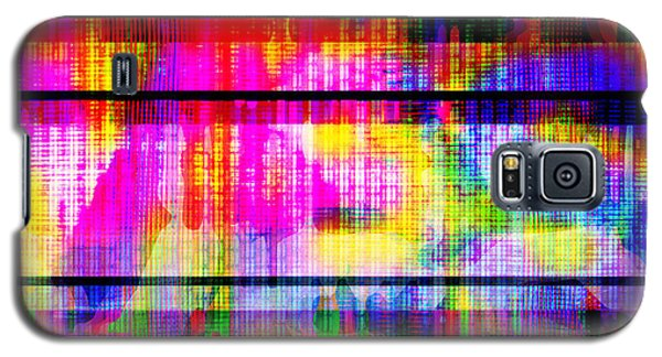 Databending #2 Hidden Messages Galaxy S5 Case