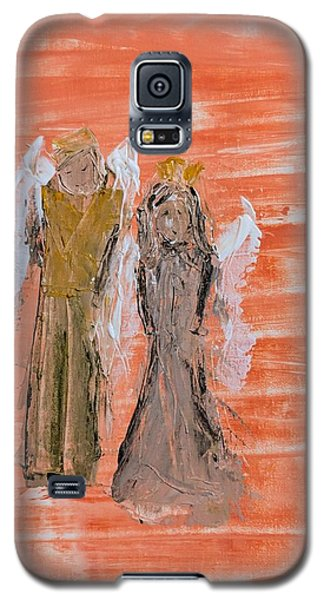 Dating Angels Galaxy S5 Case