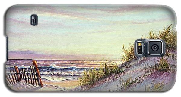 Dawn At The Beach Galaxy S5 Case
