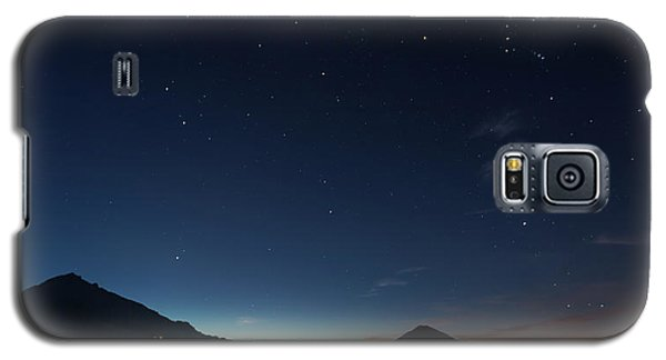 Dawn's Early Light Galaxy S5 Case
