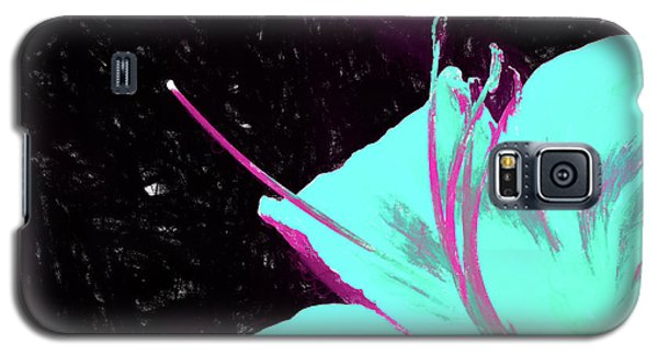 Day Lily Dual Tone  Galaxy S5 Case