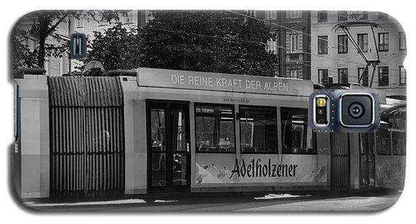 Day Tram Train Galaxy S5 Case