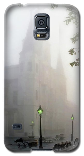 Daybreak In Jackson Square Galaxy S5 Case