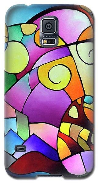 Daydream Canvas Two Galaxy S5 Case