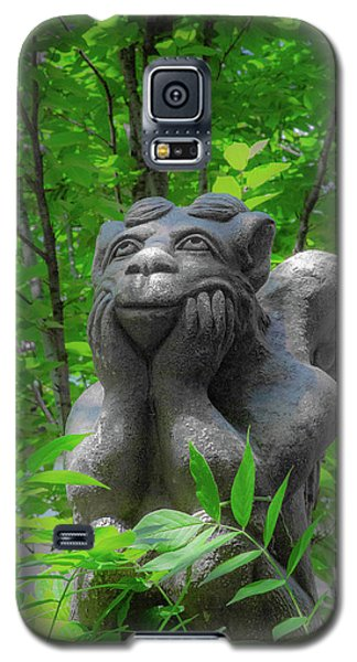 Daydreaming Gargoyle Galaxy S5 Case