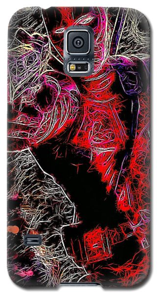 Deadpool Galaxy S5 Case