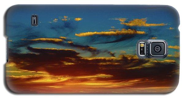 December 17 Sunset Galaxy S5 Case