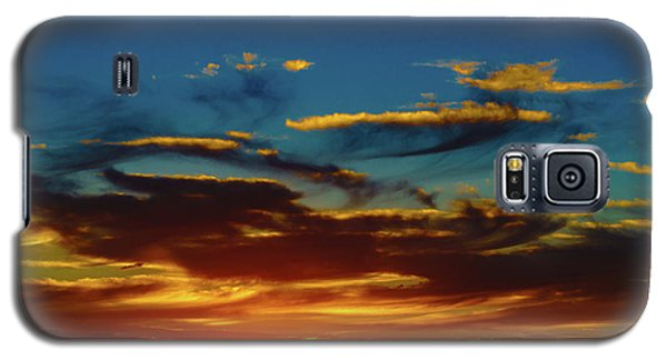 December 17 Sunset Galaxy S5 Case